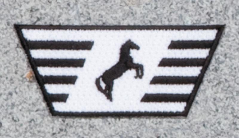 Norfolk Southern - Thoroughbred Railroad Logo Patch
