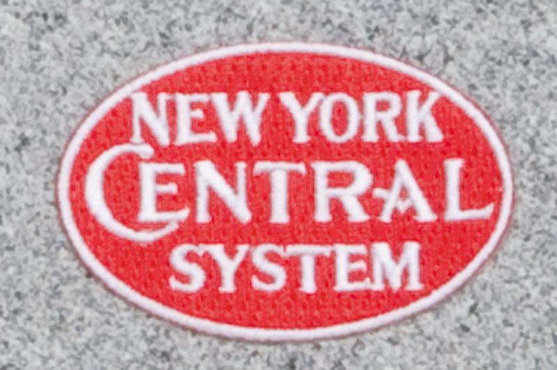 New York Central Railroad Logo Patch