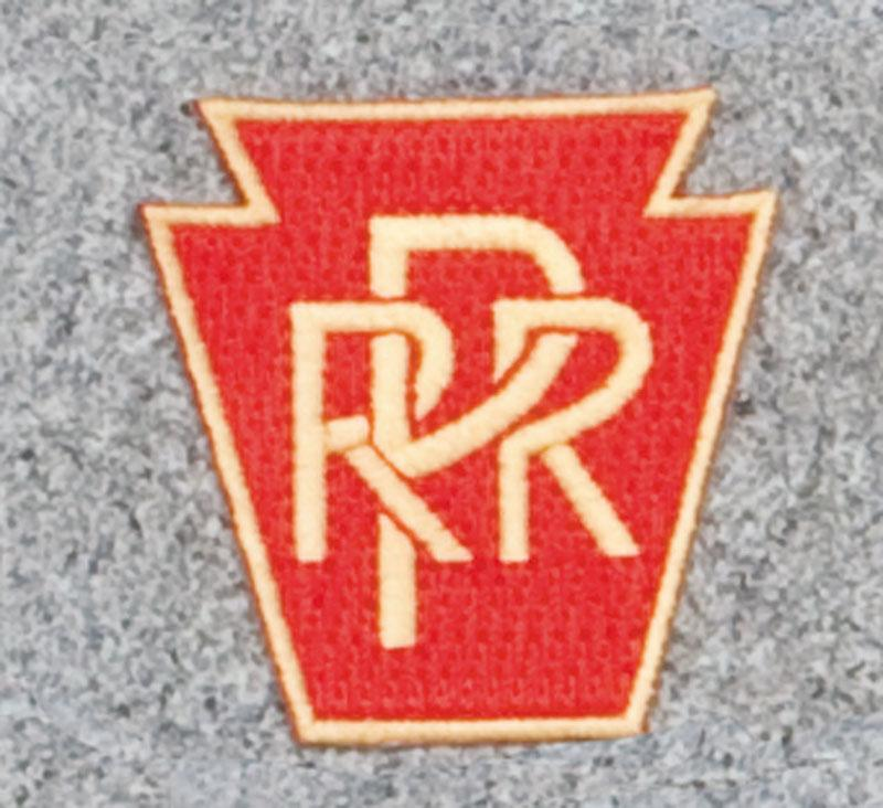 Pennsylvania Railroad Logo Patch