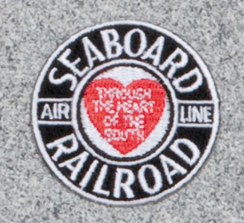 Seaboard Air Line Railroad Logo Patch