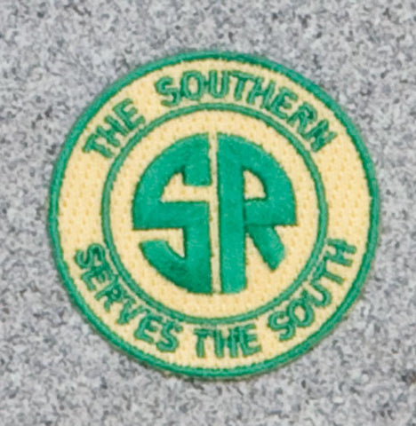 Southern Railway Railroad Logo Patch