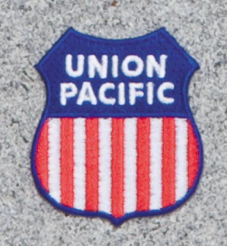 Union Pacific Railroad Logo Patch