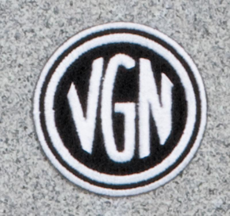 Virginian Railroad Logo Patch