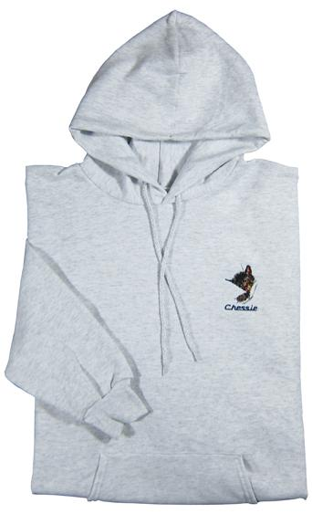 Chessie Hooded Pullover Sweatshirt