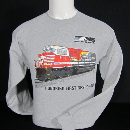 NS First Responder's Tribute Sweatshirt