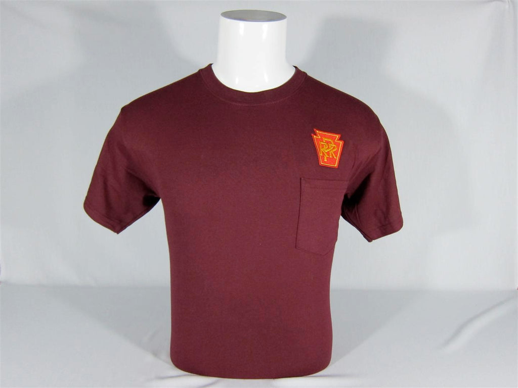 PRR Logo Pocket T-Shirt