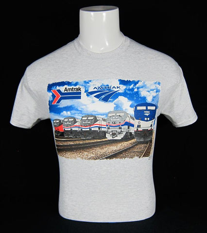 Amtrak Heritage T-Shirt