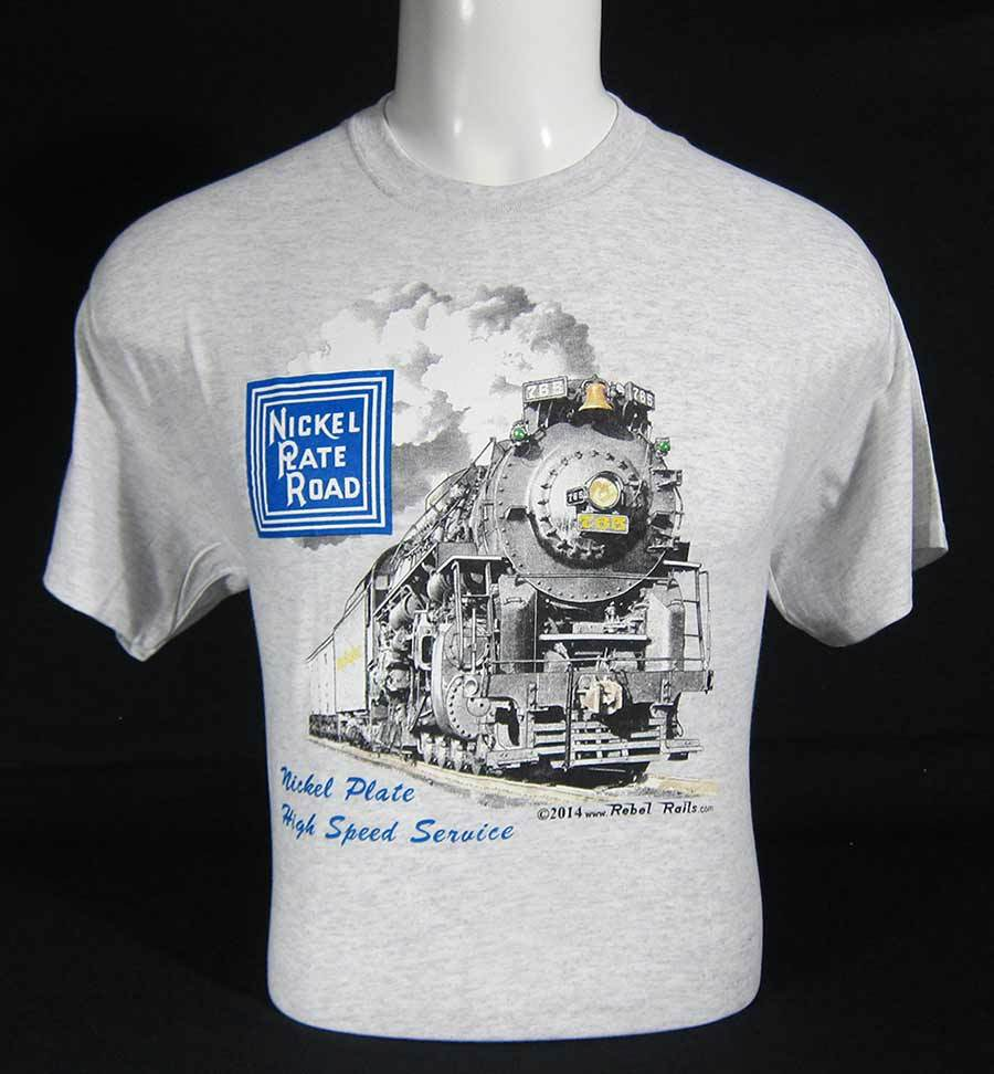 Nickel Plate #765 Steam Engine T-Shirt