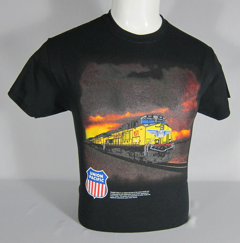 Union Pacific #9571 Engine T-Shirt