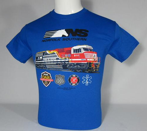 NS 9-1-1 First Responders T-Shirt