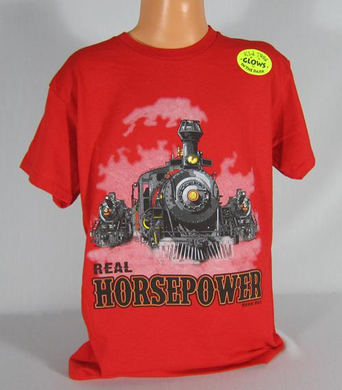 Real Horsepower Youth T-Shirt