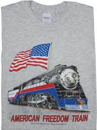 American Freedom Train T-Shirt