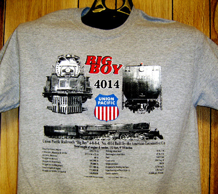 Big Boy 4014 Spec Tee Adult