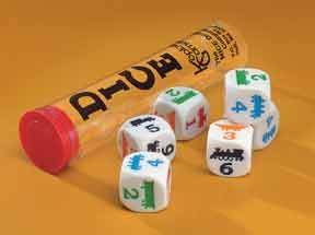 Train Dice Game