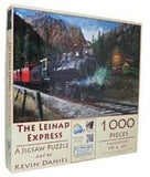 The Leinad Express Puzzle
