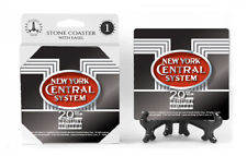 New York Central System Logo Absorbent Ceramic Stone Coaster