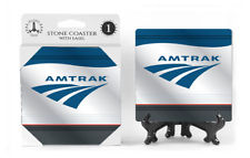 Amtrak Logo Absorbent Ceramic Stone Coaster