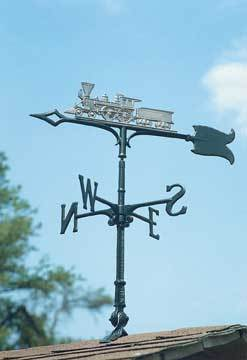 American 4-4-0 Weather Vane