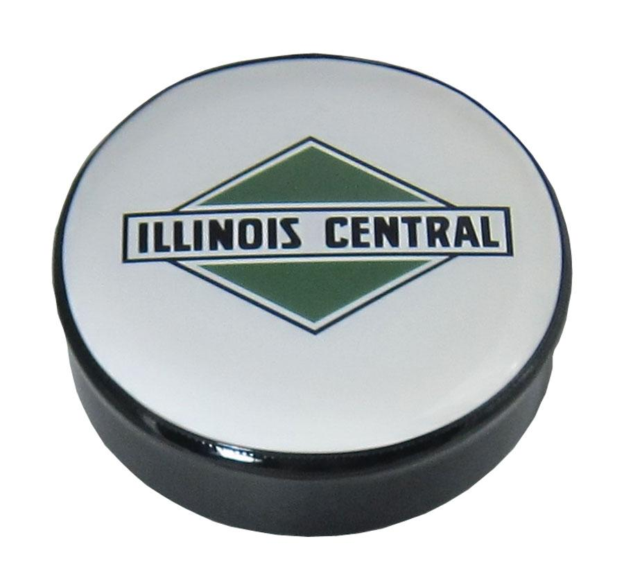 Illinois Central Logo Stool