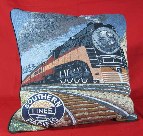 Southern Pacific Daylight Pillow