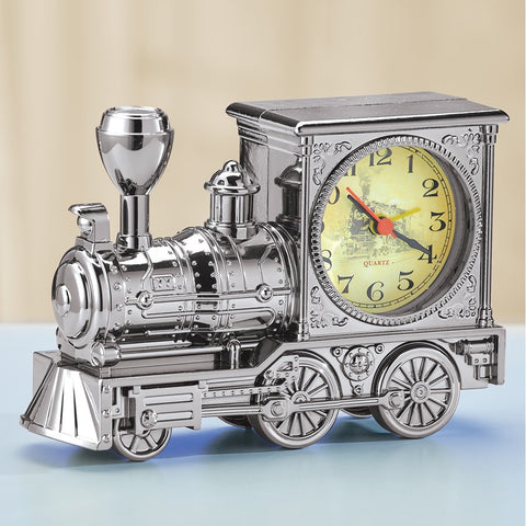 Train Alarm Clock
