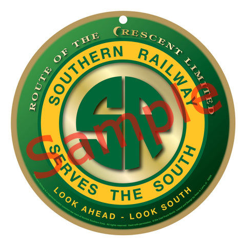 Southern Railway Logo Plaque