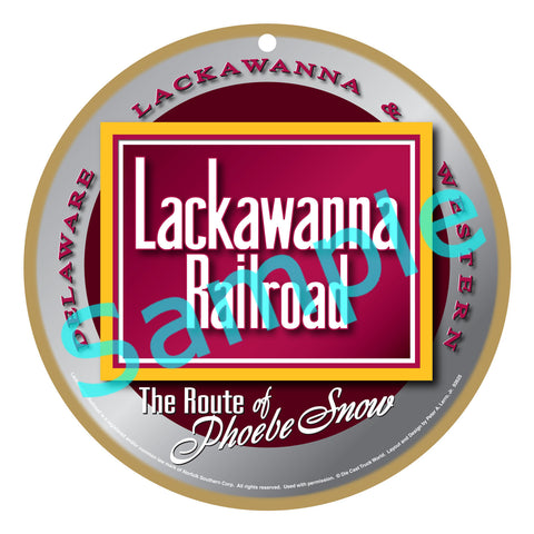 Lackawanna Plaque