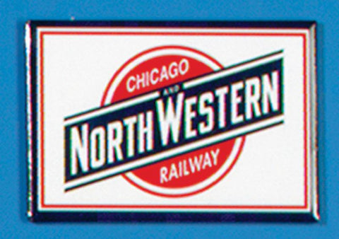 Chicago and NorthWestern Magnet
