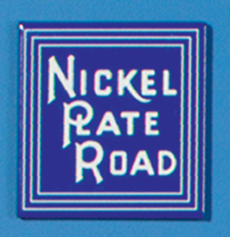 Nickel Plate Road Magnet
