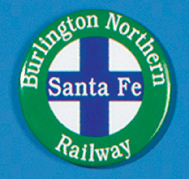 Burlington Northern Santa Fe Magnet