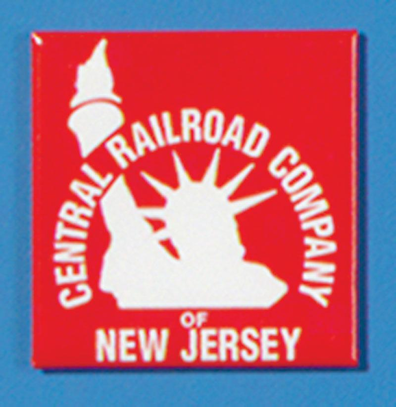 Central Railroad Co / NJ Magnet