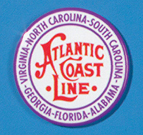 Atlantic Coast Line Magnet