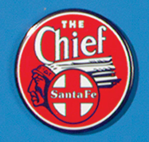Santa Fe Chief Magnet