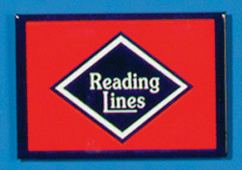 Reading Lines Magnet