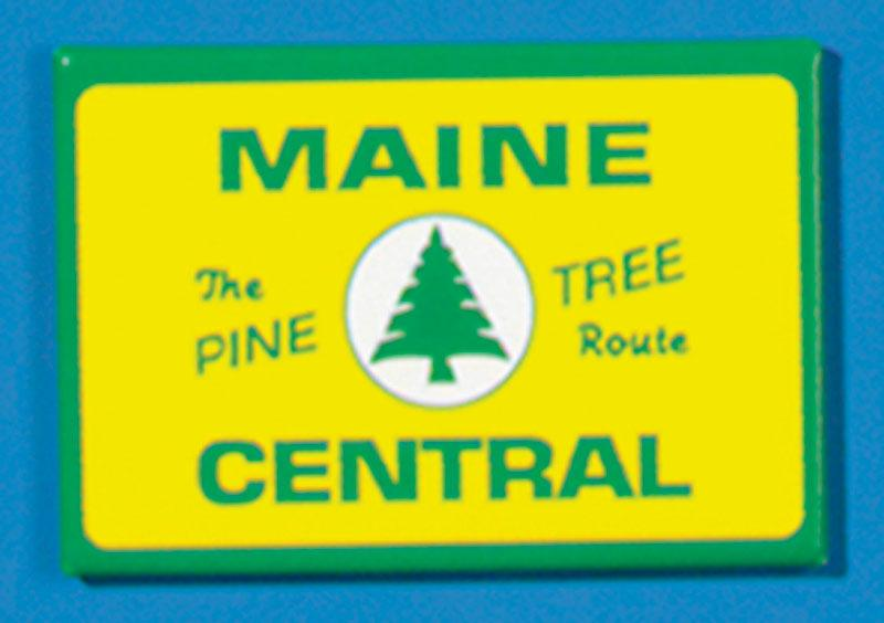 Maine Central Magnet