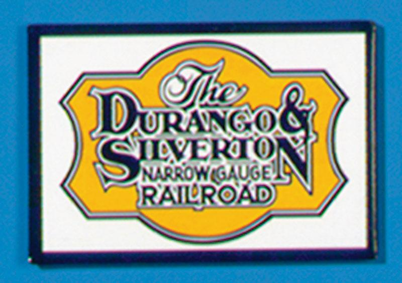 Durango and Silverton Magnet