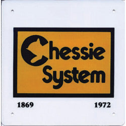 Chessie System Sign