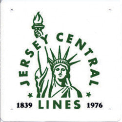 Jersey Central Lines Sign