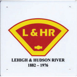Lehigh & Hudson River Sign
