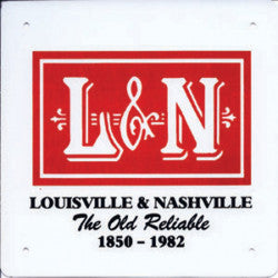 Louisville & Nashville Sign