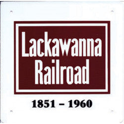 Lackawanna Sign
