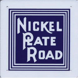 Nickel Plate Road Sign