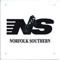 Norfolk Southern Sign