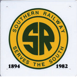 Southern Railway Sign