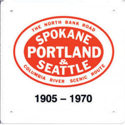 Spokane Portland & Seattle Sign
