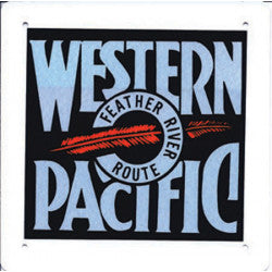 Western Pacific Sign