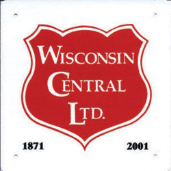 Wisconsin Central Sign