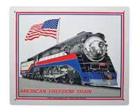 American Freedom Train Sign