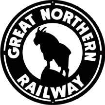 Great Northern Silhouette Sign