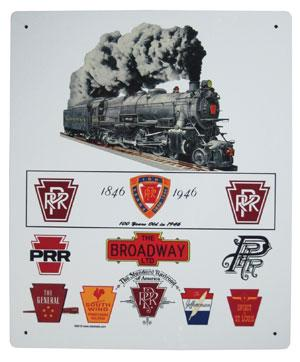 PRR K-4 with Logos Sign